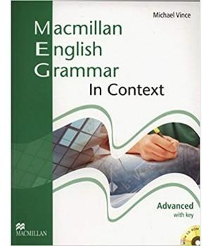 Граматика Macmillan English Grammar In Context Advanced Pack with Key