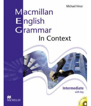 Граматика Macmillan English Grammar In Context Intermediate Pack with Key