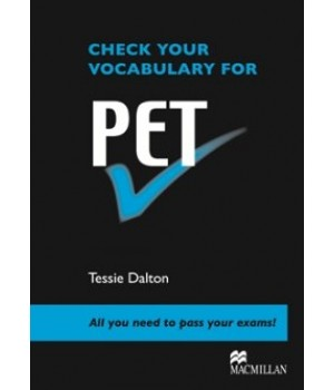 Підручник Check Your Vocabulary for PET Paperback