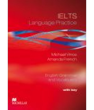 Підручник IELTS Language Practice Paperback With Key