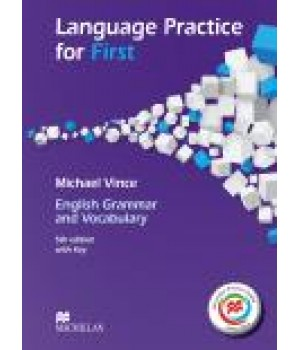 Підручник Language Practice for First New Edition Student's Book and MPO Pack + key