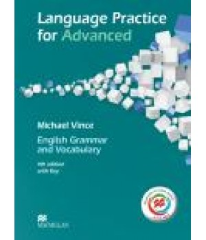 Підручник Language Practice for Advanced Student's Book and MPO + key
