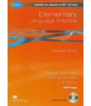 Підручник Elementary Language Practice New Edition Paperback + CD-ROM With Key
