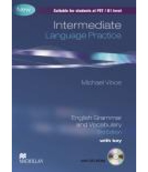 Підручник Intermediate Language Practice New Edition Paperback + CD-ROM With Key
