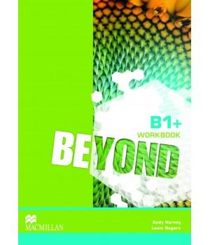 Рабочая тетрадь Beyond B1+ Workbook