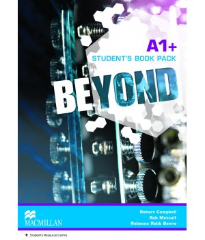 Підручник Beyond A1+ Student's Book + Code to Audio and Video Material