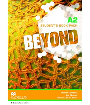 Учебник Beyond A2 Student's Book + Code to Audio and Video Material