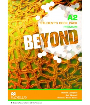 Підручник Beyond A2 Student's Book + Code + Online Workbook