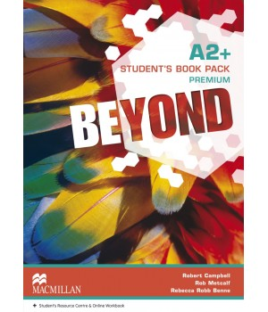 Учебник Beyond A2+ Student's Book + Code + Online Workbook