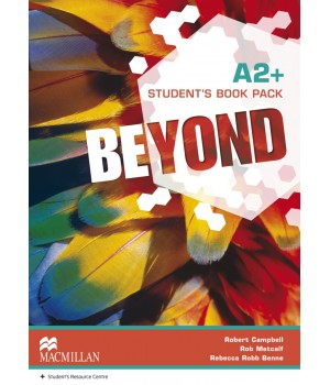 Учебник Beyond A2+ Student's Book + Code to Audio and Video Material