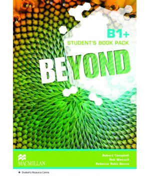 Підручник Beyond B1+ Student's Book + Code to Audio and Video Material