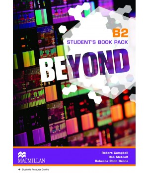 Підручник Beyond В2 Student's Book + Code to Audio and Video Material