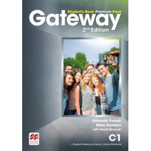 Учебник Gateway C1 (Second Edition) Student's Book Premium Pack