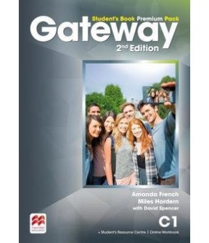 Учебник Gateway C1 (Second Edition) Student's Book Premium Pack