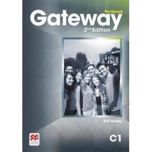 Робочий зошит Gateway C1 (Second Edition) Workbook