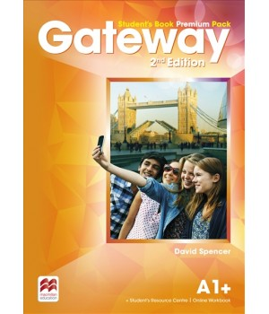 Підручник Gateway A1+ (Second Edition) Student's Book Premium Pack