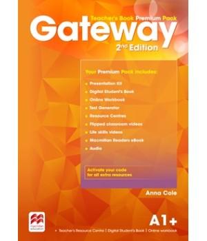 Книга для вчителя Gateway A1+ (Second Edition) Teacher's Book Premium Pack