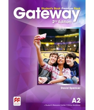 Підручник Gateway A2 (Second Edition) Student's Book Premium Pack