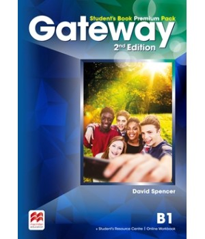 Підручник Gateway B1 (Second Edition) Student's Book Premium Pack