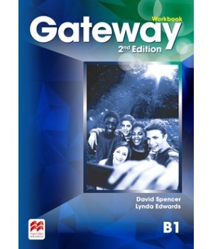 Робочий зошит Gateway B1 (Second Edition) Workbook