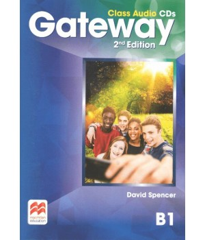 Диски Gateway B1 (Second Edition) Class CD