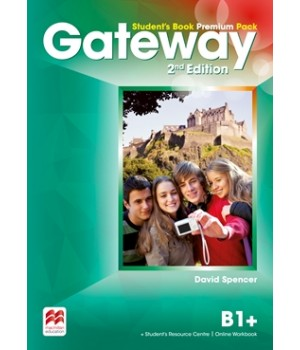 Підручник Gateway B1+ (Second Edition) Student's Book Premium Pack