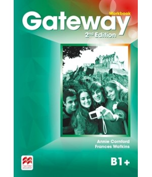 Робочий зошит Gateway B1+ (Second Edition) Workbook
