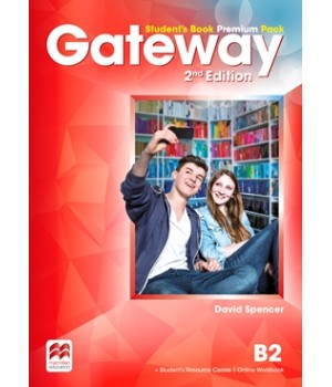 Підручник Gateway B2 (Second Edition) Student's Book Premium Pack