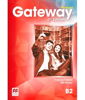 Робочий зошит Gateway B2 (Second Edition) Workbook