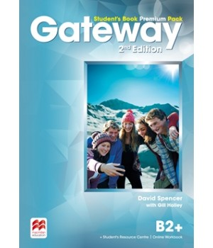 Підручник Gateway B2+ (Second Edition) Student's Book Premium Pack