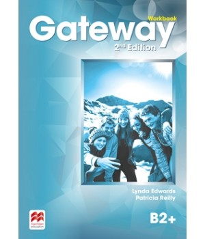 Робочий зошит Gateway B2+ (Second Edition) Workbook