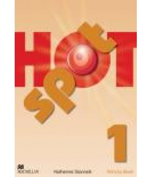 Робочий зошит Hot Spot 1 Activity Book