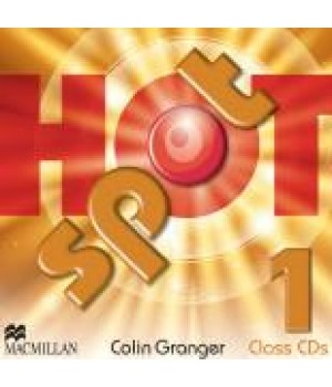 Диски Hot Spot 1 Class Audio CDs