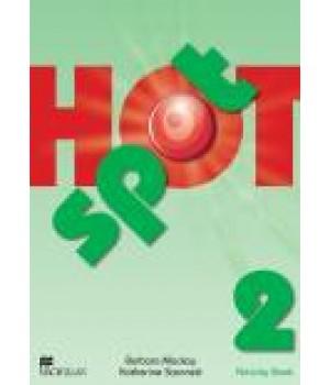 Робочий зошит Hot Spot 2 Activity Book