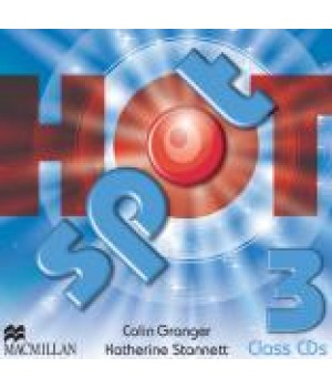 Диски Hot Spot 3 Class Audio CDs