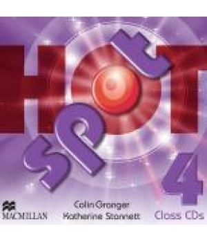Диски Hot Spot 4 Class Audio CDs