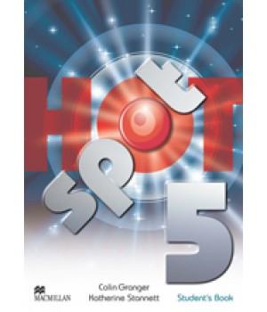 Учебник Hot Spot 5 Student's Book