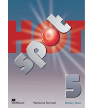 Рабочая тетрадь Hot Spot 5 Activity Book