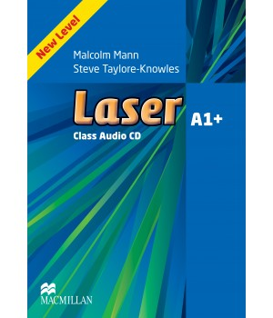Диски Laser A1+ (3rd Edition) Class Audio CD (2)