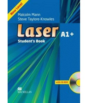 Підручник Laser A1+ (3rd Edition) Student's Book & eBook Pack + MPO