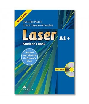 Підручник Laser A1+ (3rd Edition) Student's Book & eBook Pack
