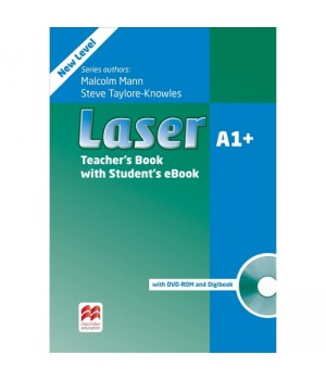 Книга для вчителя Laser A1+ (3rd Edition) Teacher's Book & eBook Pack