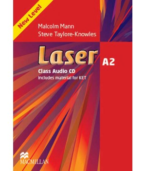 Диски Laser A2 (3rd Edition) Class Audio CD (2)