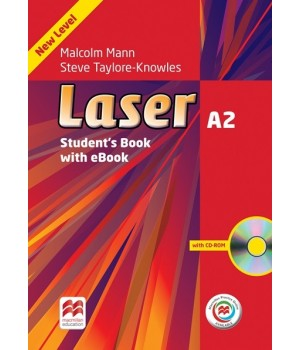 Підручник Laser A2 (3rd Edition) Student's Book & eBook Pack + MPO