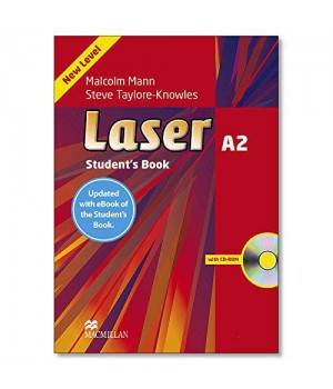 Підручник Laser A2 (3rd Edition) Student's Book & eBook Pack