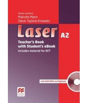 Книга для вчителя Laser A2 (3rd Edition) Teacher's Book & eBook Pack
