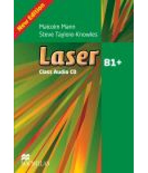 Диски Laser B1+ (3rd Edition) Class Audio CD (2)