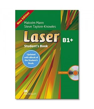 Підручник Laser B1+ (3rd Edition) Student's Book & eBook Pack