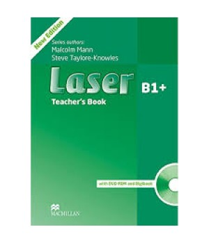 Книга для вчителя Laser B1+ (3rd Edition) Teacher's Book & eBook Pack
