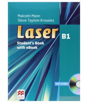 Підручник Laser B1 (3rd Edition) Student's Book & eBook Pack + MPO